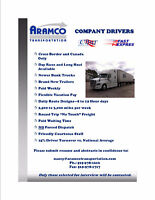 Looking for a A-Z COMPANY DRIVER !!!!!!!