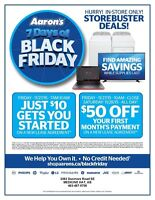 Black Friday Blow Out!!