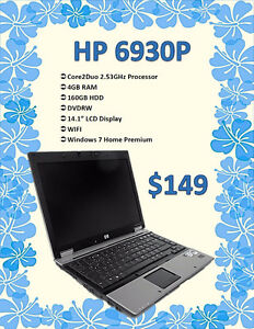 BLOW OUT SALE - Laptops Starting At Only $149!