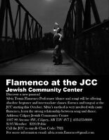 Flamenco, Dance and Music