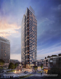 The Park Club Condos 5 minutes walk from Fairview Shopping Mall