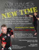 Warrior Kickboxing and MMA Conditioning Classes