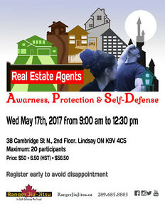 Real Estate Agents Self Defense Seminar