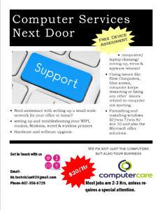 Computer Services Next Door
