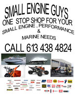 IS YOUR SNOWBLOWER READY HOW ABOUT YOUR SNOWMOBILE?