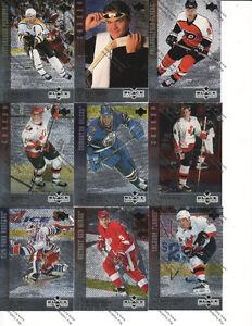 Black Diamond Hockey Cards for Trade