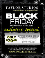 Black Friday Special!