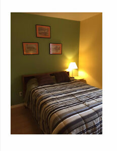 Fully furnished room in historic Highlands Edmonton Edmonton Area image 2