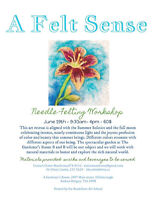 A FELT SENSE ART RETREAT