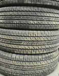 $500 TOTAL PRICE BfGoodrich Long Trail T/A 235/75/17-99% TREAD(4