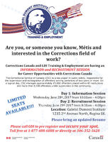 CAREER OPPORTUNITIES WITH CORRECTIONS CANADA