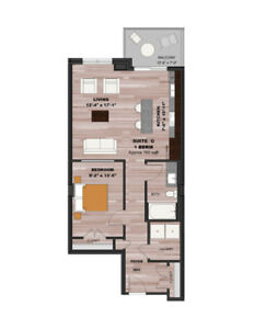 Bachelor, 1 BED,2 BED, APARTMENT AT BOSS PLAZA NOW FOR RENT.