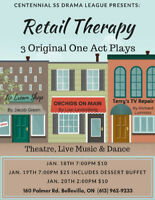 Retail Therapy- 3 Original One-act Plays about Retail