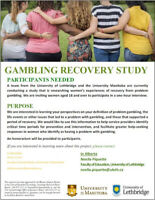 Gambling Study - Participants Needed