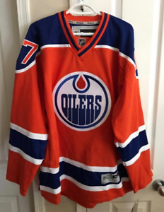 NEW Authentic Autographed McDavid jersey from rookie year