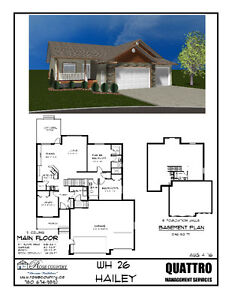 Brand new bungalow in Wood heights