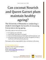 Healthy ageing study