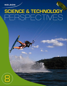 Nelson Science and Technology Perspectives 8 TEXTBOOK