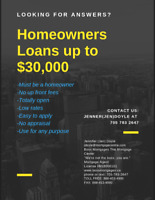 $30,000 fast loans available! Are you a homeowner?