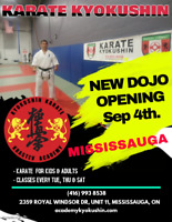 Karate Classes for Kids and Adults