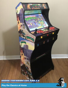 New Premium Arcade Bartop Cabinet & Stand over 7,100 games & Wty