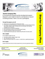 Starter Company Plus PARRY SOUND