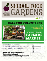 Looking for Youth Market Volunteers