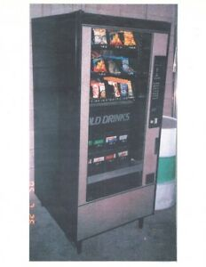 LOCATOR FOR VENDING MACHINES