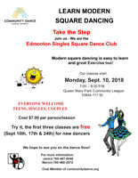 Modern Square Dancing - Exercise Set to Music