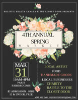 4th Annual Spring Market