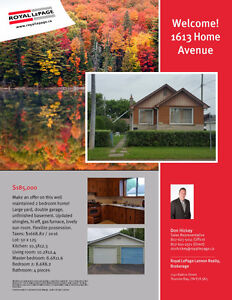 OPEN HOUSE SAT Oct.15 1-3