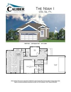 BUILD A NICE LITTLE BUNGALOW IN LOVELY LEDUC