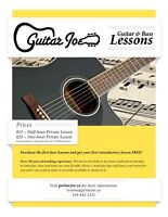 GUITAR Teacher Experienced at WALTERS and YAMAHA MUSIC Schools