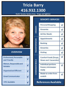 Personal Assistant Available: Senior or Elderly Couple ...