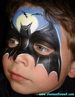 face painting /halloween face painting