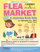 Call for Vendors ; Flea Market 2017
