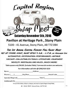 Auto Capital Region Swap Meet