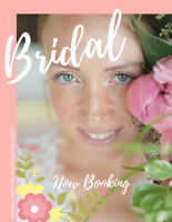 Professional Bridal Makeup Artist Now Booking!