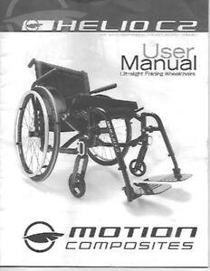 HELIO C2 Wheelchair