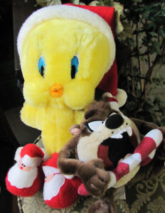 Looney Tunes Plush Animals