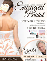 Engaged Bridal Expo featuring Monte from 'Say Yes to the Dress'