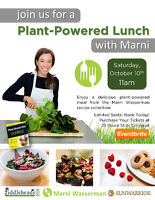 Plant Powered Lunch with Marni Wasserman