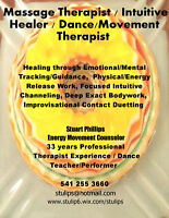 Therapist, Movement Healing, Intuitive