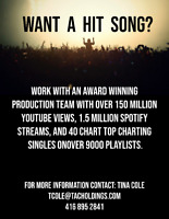 CREATE A HIT SONG!!!