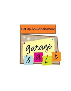 Garage Sale (by appointment)