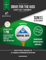 Drive For The Kids Charity Golf Tournament