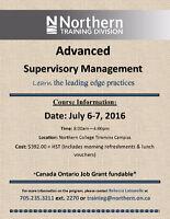 Advanced Supervisory Management