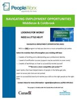 Need a Job? - Navigating Employment Opportunities (NEO) Program