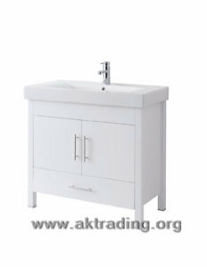 Contemporary-modern vanity