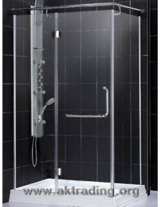 Rectangular and square shower stallsRectangular & square shower